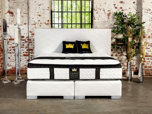 Mark Morris® Boxspringbett Angel Deluxe