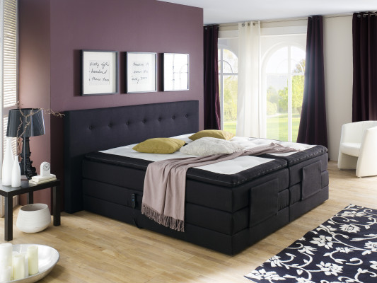 Mark Morris® Boxspringbett Cambridge,  H2/H3
