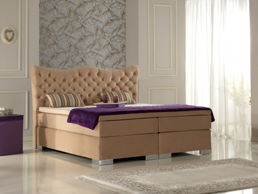 Mark Morris® Boxspringbett Harolds,  H2/H3