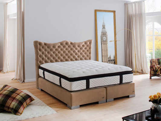 Mark Morris® Boxspringbett Harolds Deluxe