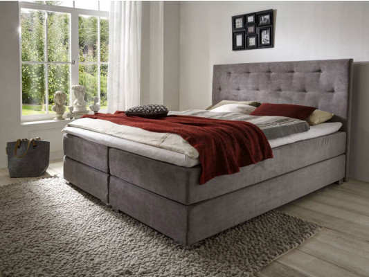 Mark Morris® Boxspringbett James I,  H2/H3