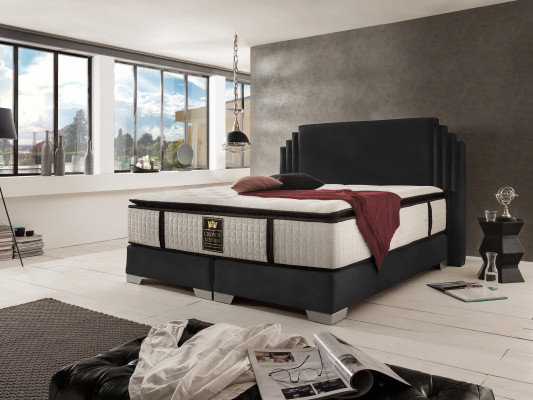 Mark Morris® Boxspringbett King George Deluxe